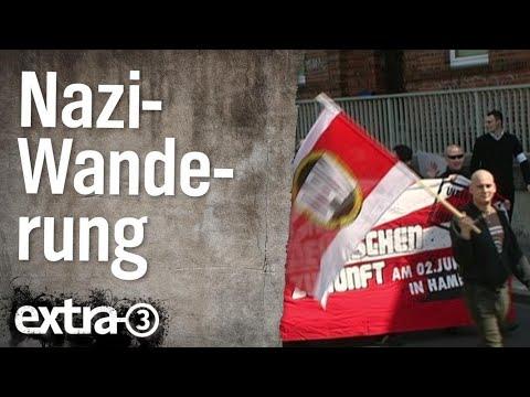 Jasmin bei der Nazi-Wanderung (2012)
