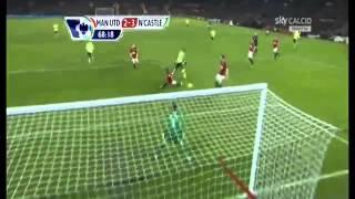 Full HD Manchester United Vs Newcastle Utd 4 3 All Goals & Highlights HD 26 12 2012