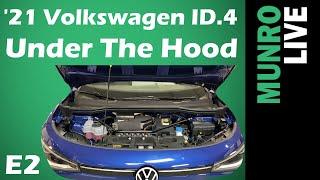 2021 Volkswagen ID.4: E2 - Under The Hood