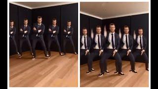 Watch: David Warner dances on Akshay Kumar's 'Bala'..