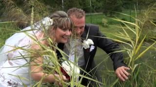 Anna i Markus - skrót wesela