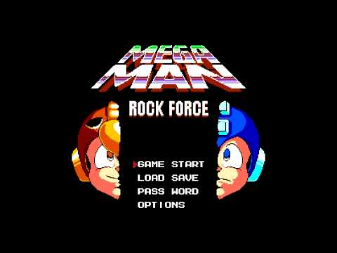 Baixar Mega Man Rock Force Music - Virus Man