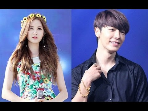 Seohyun (SNSD) & Donghae (Super Junior) Dating & Sweet Couple