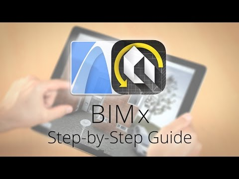 The BIMx Step by Step Guide - IV. Explore the BIMx Hyper-model