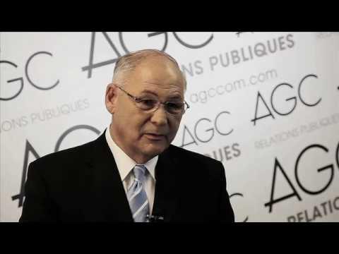 Jean Marc-Aurèle, Président-directeur général du Groupe Gardium