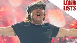 10 Unforgettable Brian Johnson AC/DC Moments