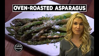 Is Asparagus the Easiest Vegetable Side Dish... Ever? | Lisa's Home Cooking Ep08