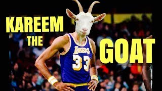 Why KAREEM ABDUL-JABBAR Is The GREATEST EVER! (GOAT Series 4/6)