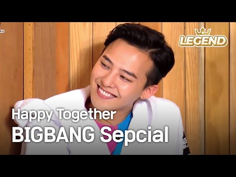 Happy Together - Big Bang Sepcial [2015.06.11]