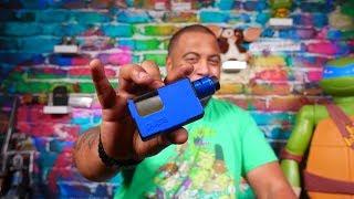 Pumping Up My VAPE! Pulse BF Mechanical Box Mod Review -Tony B & Vandy Vape - VapingwithTwisted420
