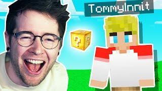 TommyInnit makes Minecraft 100000% Funnier..