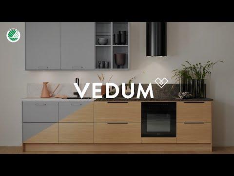 Vedum Kök & Bad - Svanenmärkta köken Nora och Liv