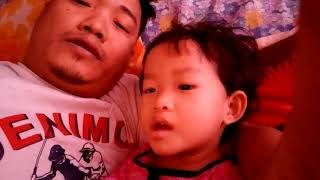 Johny Johny Yes Papa | Mummy Finger | Singing By Two Years old Baby Kids