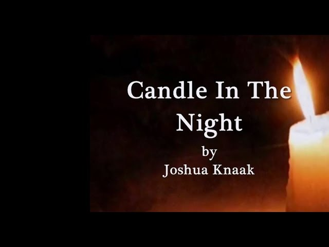 Candle In The Night Lyrics