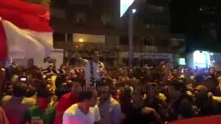 عمر جابر والوايت نايتس وشيكابالا صرخه العشرين في حفل وداع عمر ...
