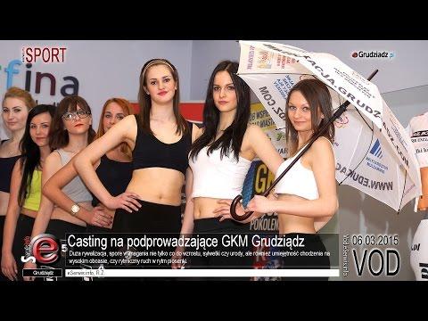 Casting na podprowadzające GKM Grudziądz