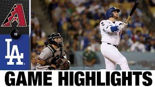 D-backs vs. Dodgers Game Highlights (9/14/21) | MLB Highlights