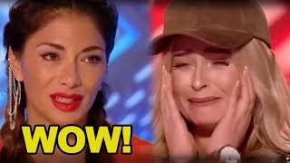 Bullied Contestant Has Judges In Tears! The Next BIG STAR?