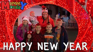 Family Fun Pack New Years Party!    Mommy Monday