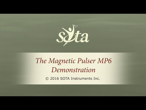 The SOTA Magnetic Pulser Model MP6