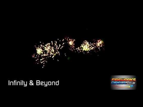 Infinity & Beyond - 25 shot firework