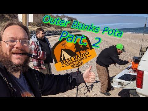 Ham Radio Adventures OBX Part 2