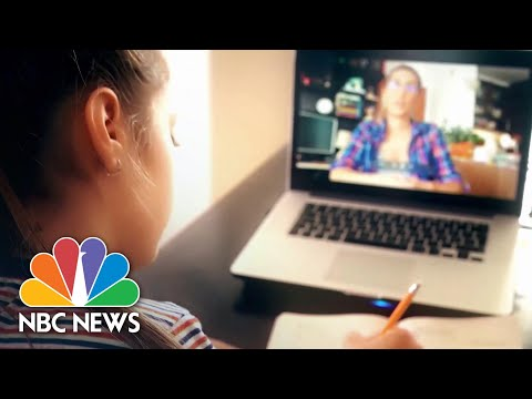 NYC Delays In-Person Learning For Students | NBC News NOW