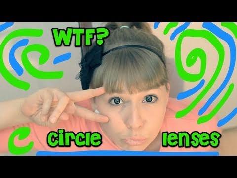 WTF - Circle Lenses