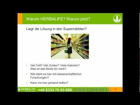 Why HERBALIFE, Why now?  ( Deutschland POWERPOINT PRÄSENTATION )