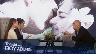 TWBA: Yen Santos and Yam Concepcion reveal who the better kisser is between their leading men