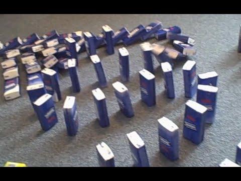 Domino Tissue / Soft Domino 1