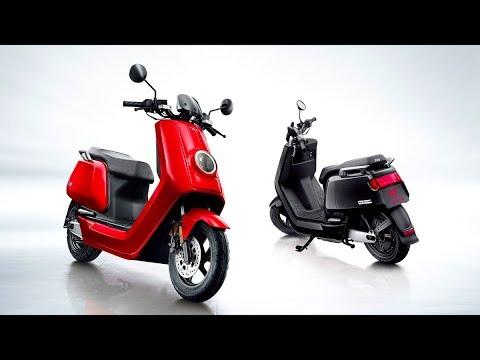 Motosx1000: Presentación Scooter Eléctrico Niu