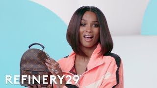 What's In Ciara's Bag | Spill It | Refinery29