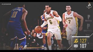 Lakers Win again and in Impressive Fashion!!Live with DTLF