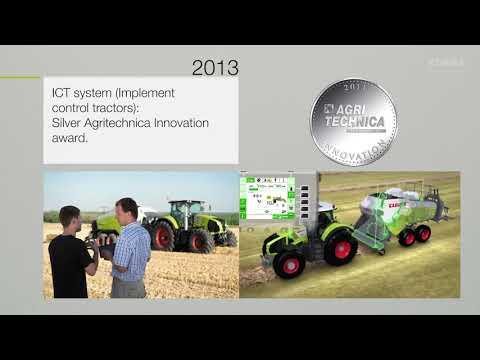 Nedräkning till nyöppning av CLAAS traktorfabrik i Le Mans - video 3/12
