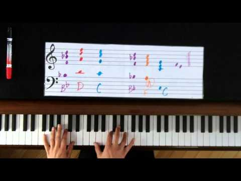 Baixar How to Play Let Me Love You on Piano [Tutorial] Ne-Yo Glee