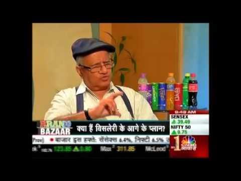 Ramesh Chauhan at CNBC