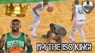 """Kyrie Irving """"BEST BallHandling and ISOGOD"""" Highlights"""