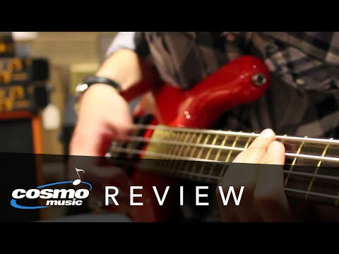 Warwick Streamer LX Series Basses Review - Cosmo Music