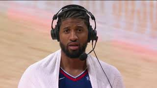 Paul George Postgame Interview | Clippers vs Lakers | December 22, 2020