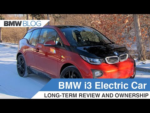 BMW i3 Long-Term Review - Living With An Electric Car