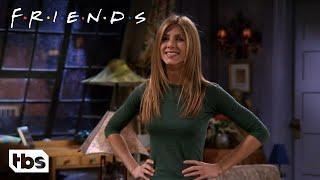 Friends: Rachel Works On Her Gossiping Problem (Season 5 Clip)   TBS