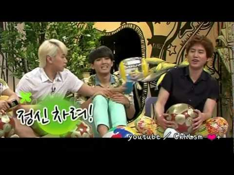 [KyuMin] Sungmin can't agree with Kyuhyun