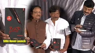 Director Raj Madiraju's SIRA Novel Launch