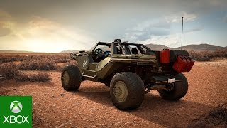 Halo Warthog preview image
