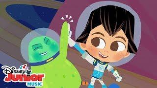 Star Light Star Bright ✨  | 🎼  Disney Junior Music Nursery Rhymes | Disney Junior