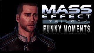 Mass Effect Trilogy Funny Moments