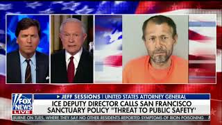 Jeff Sessions: Kate Steinle's Killer Let Loose on the Streets by City of San Francisco