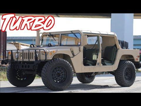Turbo Swap Humvee and Rare $700K BMW - $2.5 Million Corvettes and More!