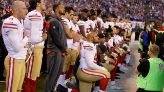 Will the NFL anthem protests continue?